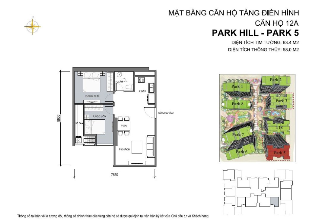 mat-bang-can-12A park 5 park hill