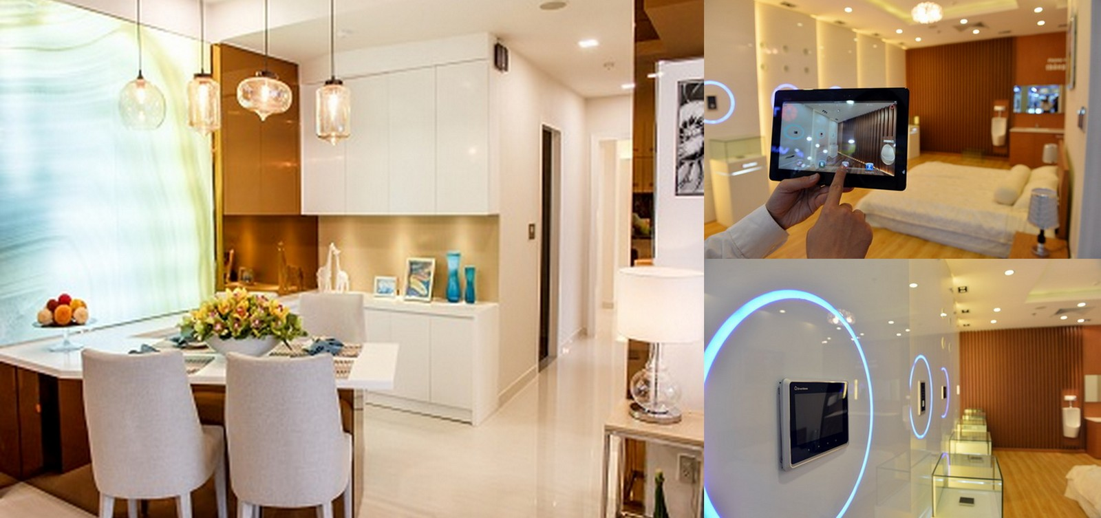 Căn hộ Smart Homes Park Hill Premium